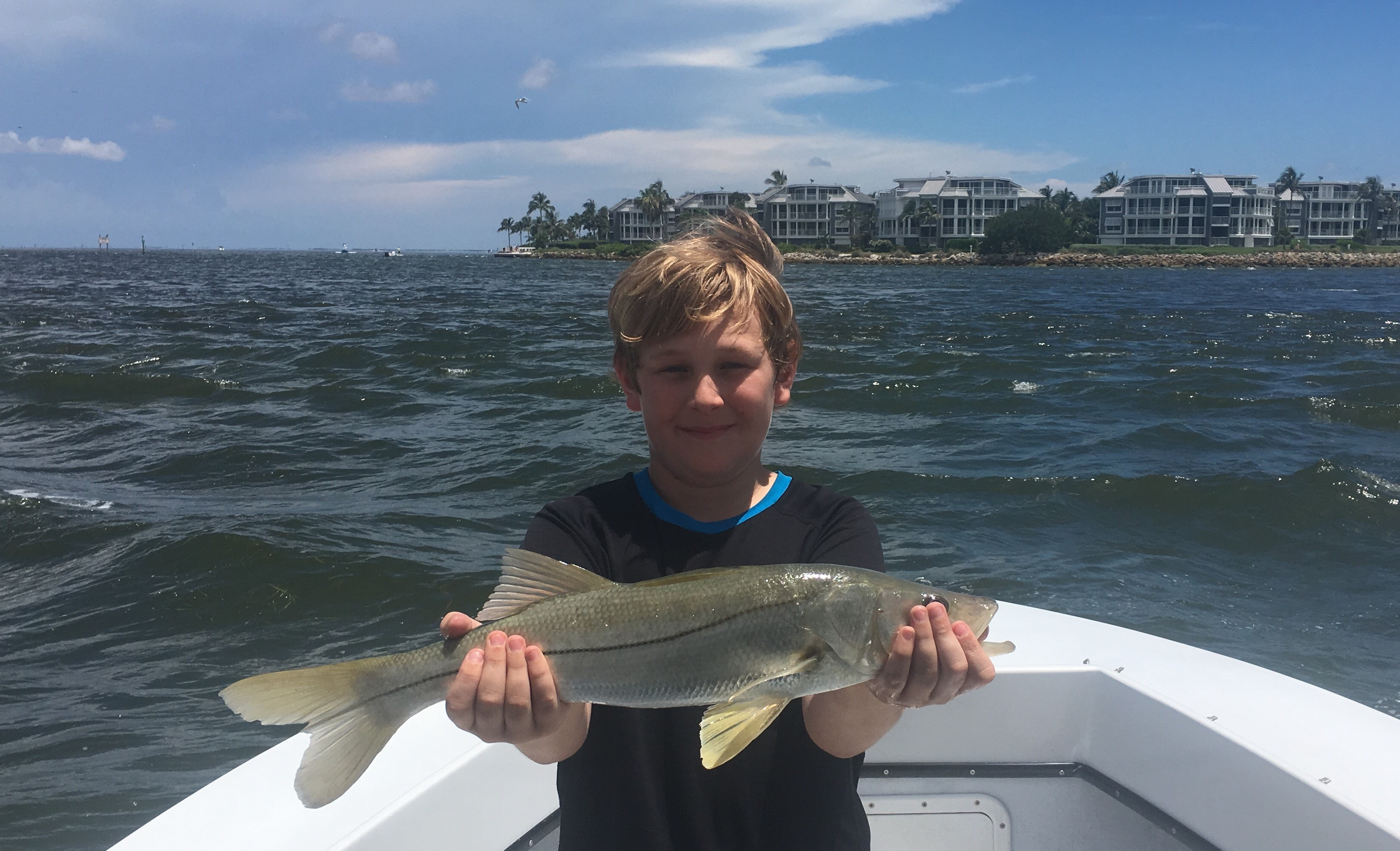 Ethan's Snook Redfish Pass