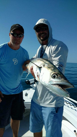 November Captiva Kingfish