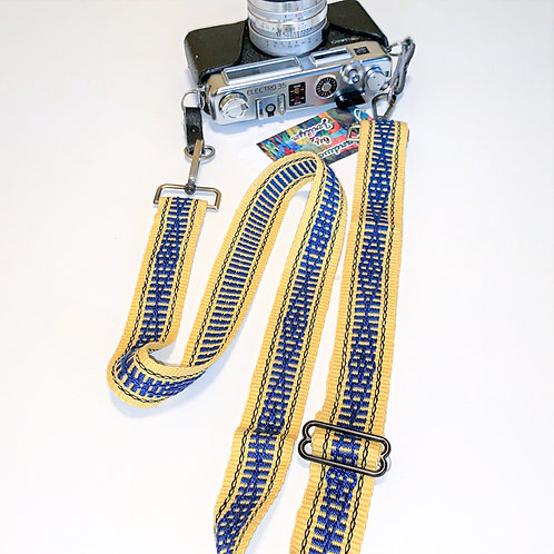 Handwoven Camera Strap-3, special gift for photographers
