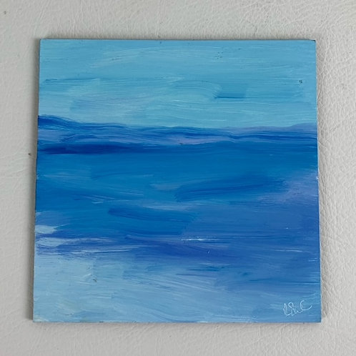 """""""Into the Blue:"""