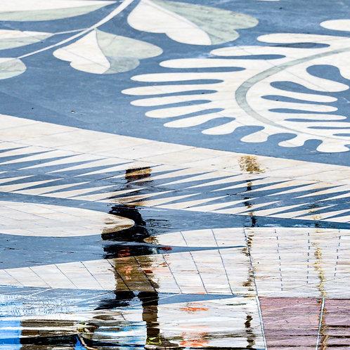 Lisbon Walker Reflection