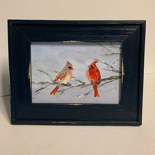 """""""Pair of Cardinals"""""""