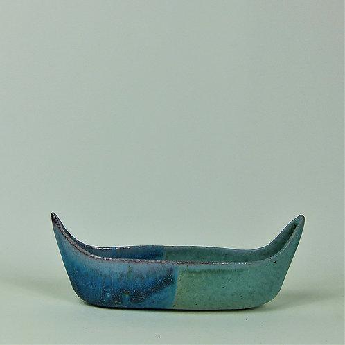 Boat 2 Blue