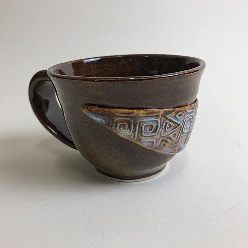 Applique mug