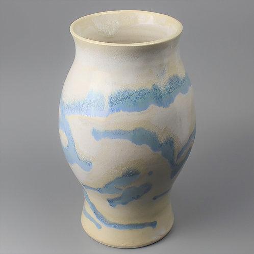 """Rivers"" vase"