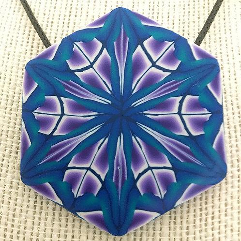 Hexagonal Pendant