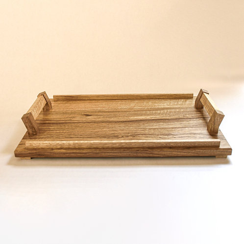 Serving Tray, Black Limba