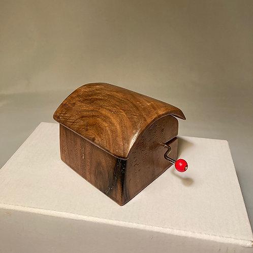 """Hiking Hut"" music box (jingle bells)"