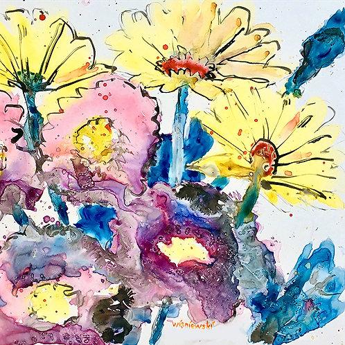 """Seven Flowers"""