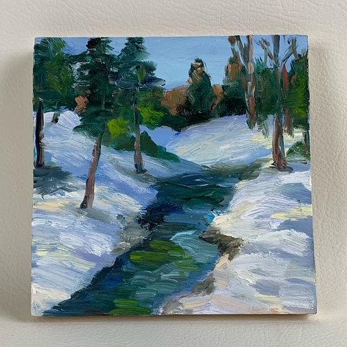 """""""Vermont Snow"""""""