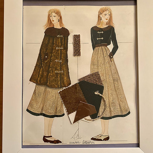 """""""Winter Collection Brown"""""""