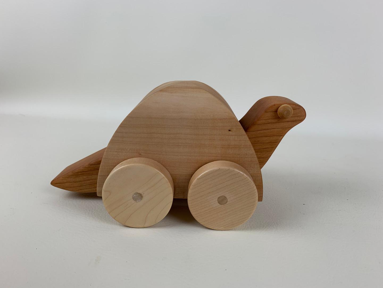 Turtle Push Toy