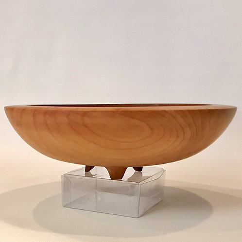 Inset Rim Pear Bowl