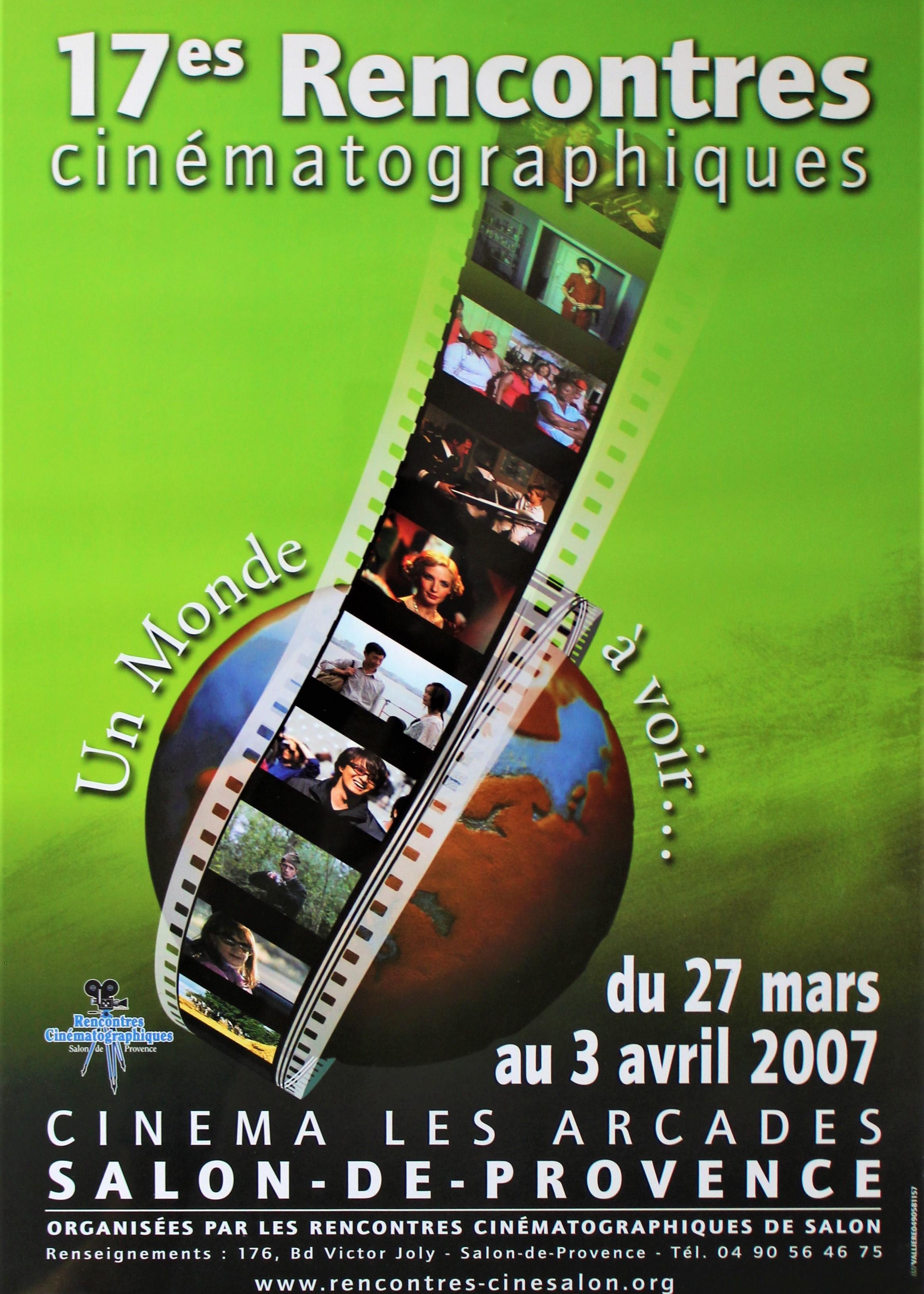 rencontres cinéma salon de provence