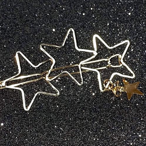 Star Hair Pin