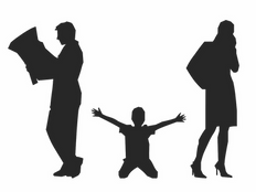 Foreign parents of children born out of wedlock shall bear legal responsibility