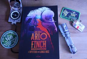 Arlo Finch, tome 1 : Le Mystère des Longs Bois de John August
