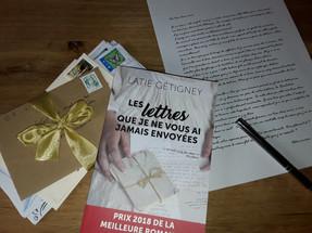 Les lettres que je ne vous ai jamais envoyées de Latie Gétigney