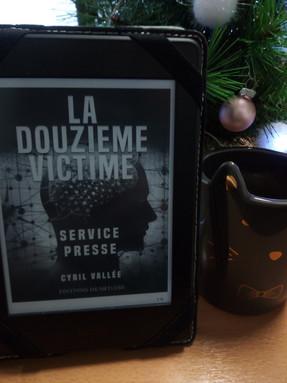 La douzième victime de Cyril Vallée
