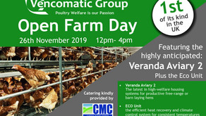Launching the new Veranda Aviary 2 - open day and roadshow