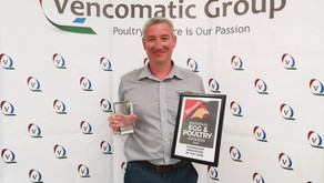 INNOVATION AWARD FOR CHEMICAL-FREE RED MITE SOLUTION