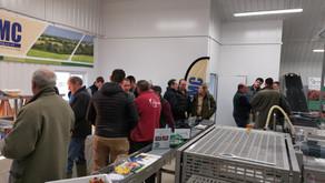 Launching the Veranda Aviary 2 in Devon