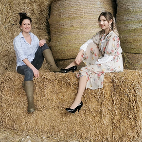 Boots and Heels: The New Farming Podcast