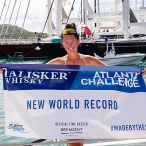 New World Record: Yorkshire Rower takes on the Atlantic