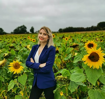 Running for the Women In Agriculture Scotland Committee
