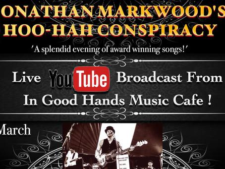 Live YouTube Broadcast