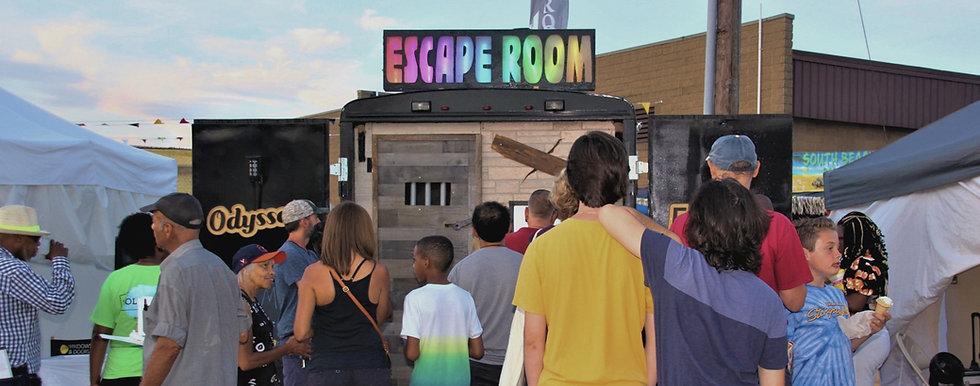 Mobile Escape Room MD Fair
