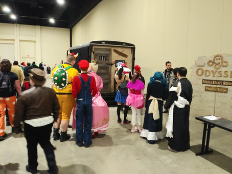 3 Reasons Your Next Event Needs A Mobile Escape Room!