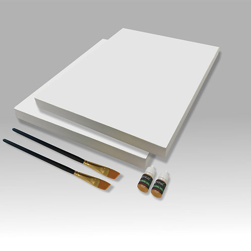 12x16 Canvas Board Art Kits
