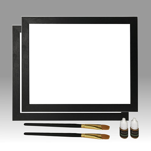 Framed Canvas Reveal buy1 get one 50%  0ff