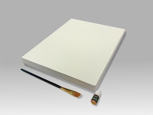 8x10 Canvas Board Reveal Kit