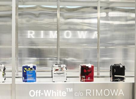 Off-White X RIMOWA
