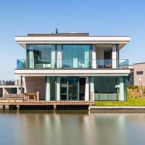 Modern Watervilla, Zeeland