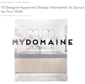 Designer-Approved Shiplap Alternatives To Spruce Up Your Walls