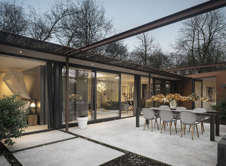 Industrial Forest House, Brabant