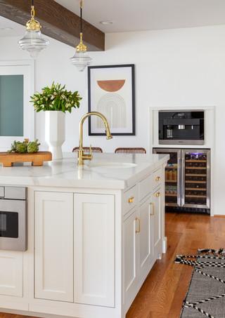 Modern Tudor Kitchen 4