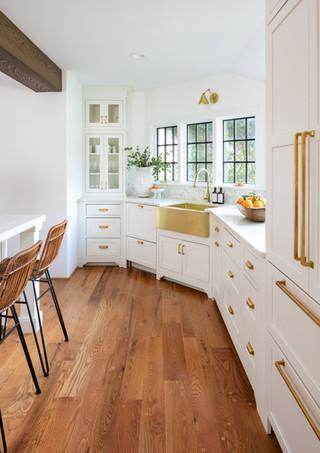 Modern Tudor Kitchen 5
