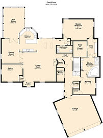 167 Mountain Laurel Ln, Abington - Floor