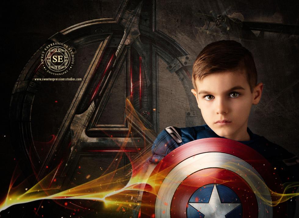 Captain-America-Super-Hero-Photo-Session
