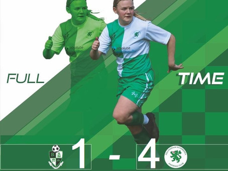 3 points in the sunshine for #SynnersLadies