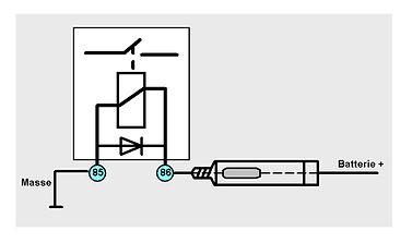Funktionsprüfung Freilaufdiode