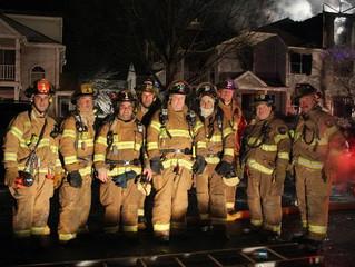 Lincoln Park Condo Fire