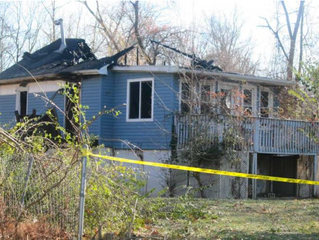 Fire damages abandoned Pequannock house