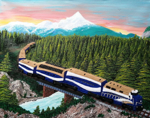Rocky Mountaineer, 2020