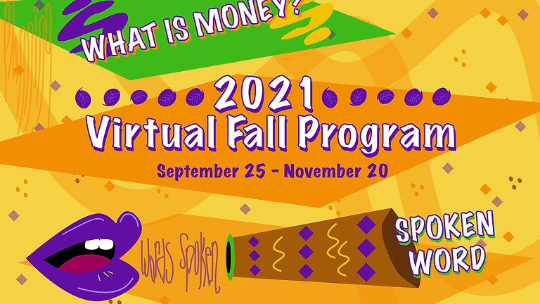 2021 Virtual Fall Program Registration Is Open!