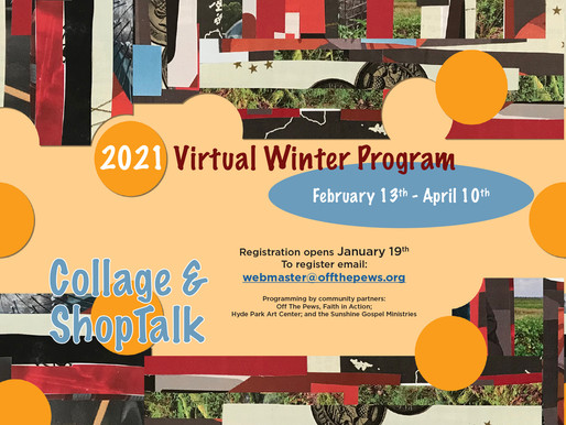Registration Open for 2021 Virtual Winter Program!